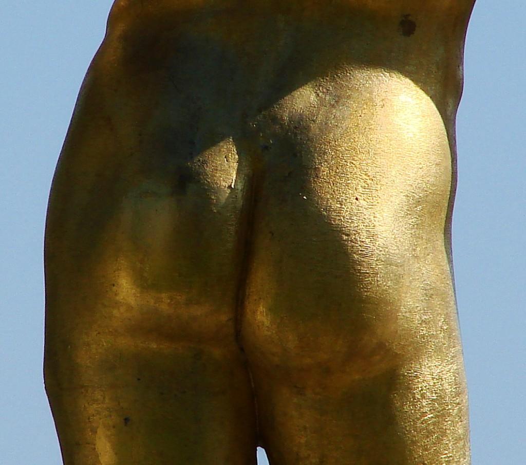 Statue Hintern